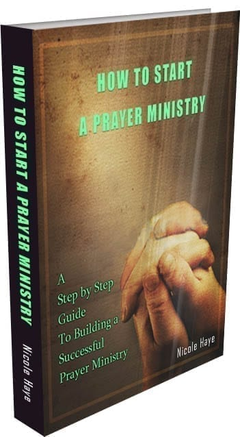 How to Start The Prayer Ministry
