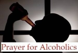 Prayer for Alcoholics