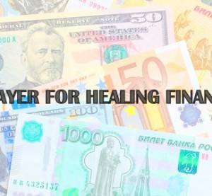 Prayer For Healing Finances