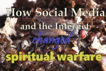 social media and spiritual warfare