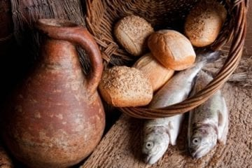 loaves and fishes multiplication prayer