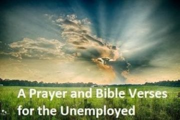 prayer for unemployment