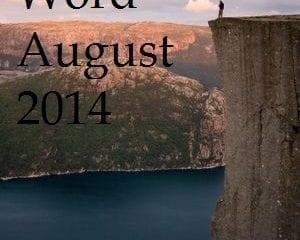 prophetic word august 2014