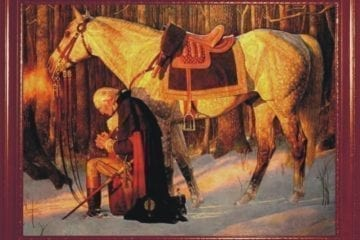 george washington prayers