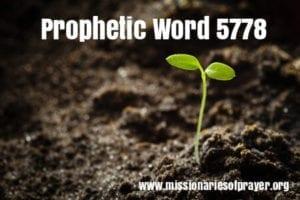 prophetic word 5778