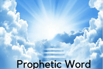 Prophetic Word September 2018