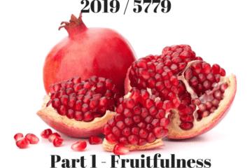 Prophetic Word 2019 5779