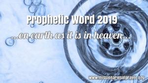 prophetic word february 2019