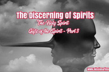 discerning of spirits