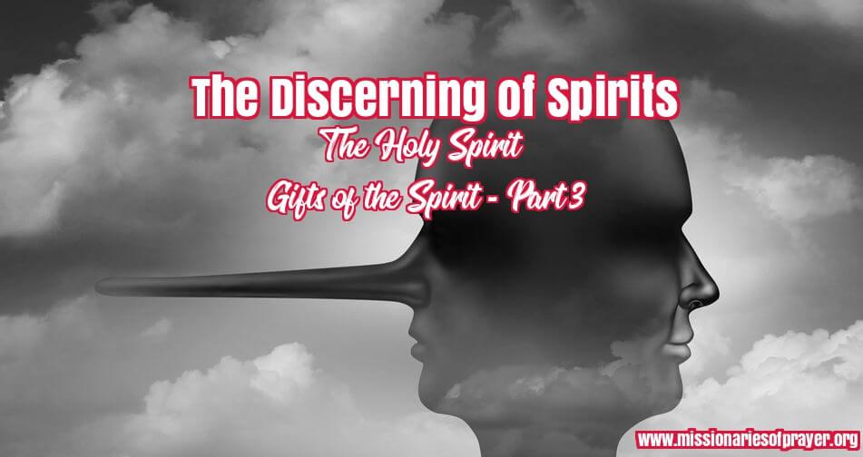 discerning of spirits