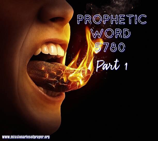 prophetic word 5780