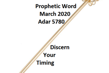 prophetic word march 2020