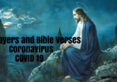 coronavirus prayer covid 19 bible verses