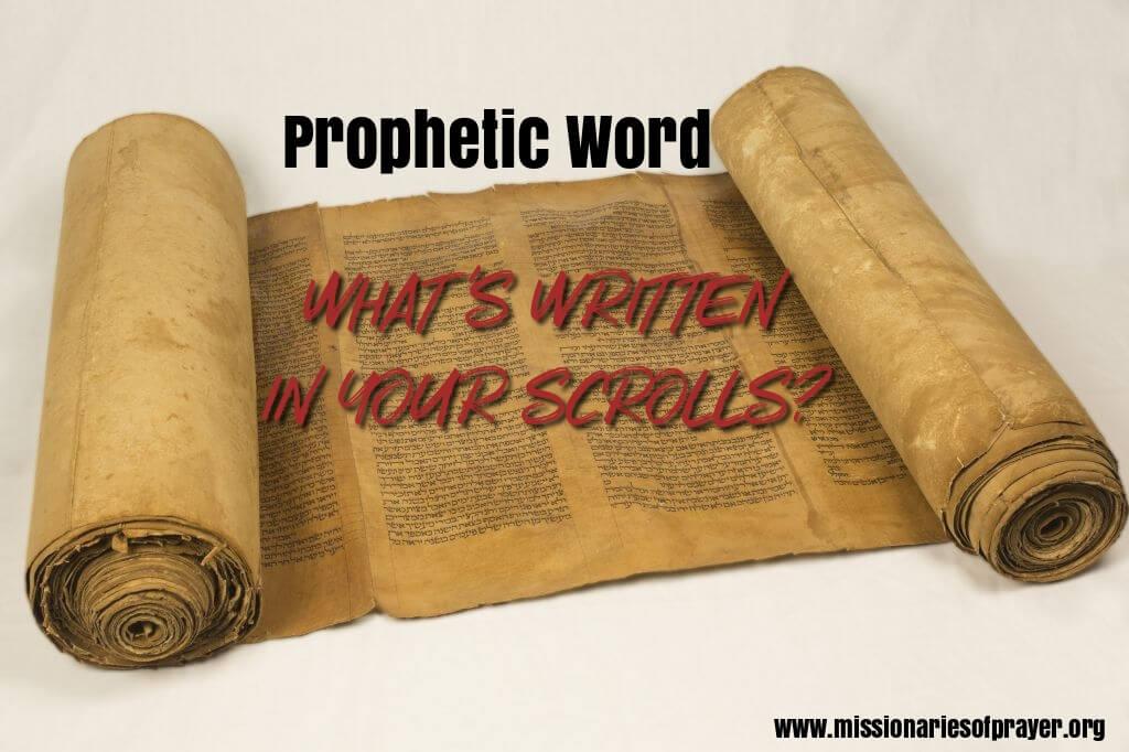 prophetic word coronavirus