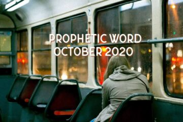 prophetic word october 2020