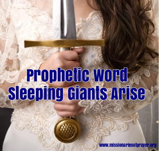 sleeping giants arise