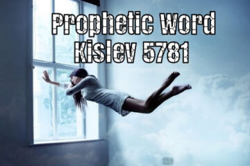prophetic word kislev 5781